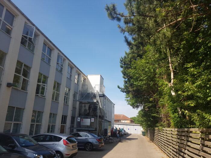 kabs hvidovre facade